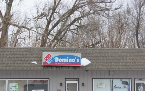 "In the ""Paving for Pizza"" program, Dominoes handed over cash to many cities across America to repair potholes and cracks and then later spray painted their logo on some of the new smoothed streets. ""Dominoes developed the program because there's nothing worse than hitting a pothole - you instantly cringe,"" Bulger Said."