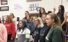 Women's choir comes to East