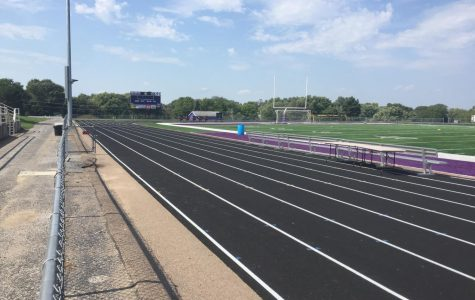 Track receives face lift