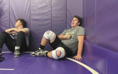 Wrestlers prepare for rest of season