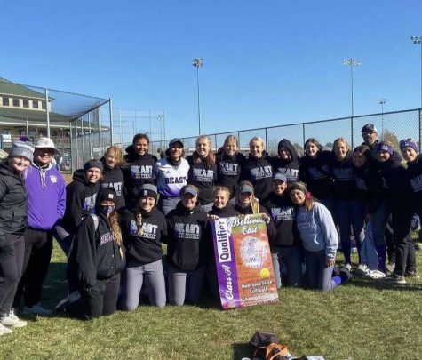 Softball makes it to State By Rylee Craig